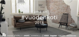 Vuoden koti -kilpailun voitto meni Raumalle