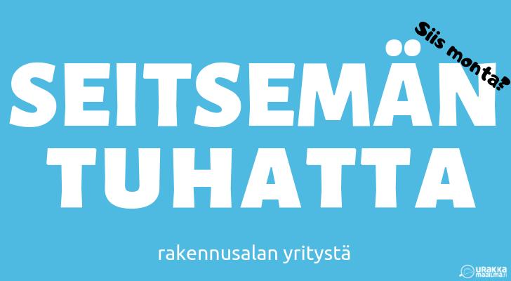 Suomen suurin remonttialan forum