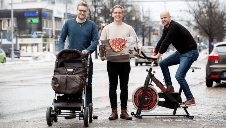 Preecosta kasvoi hartiavoimin koko Suomen verkkokauppa