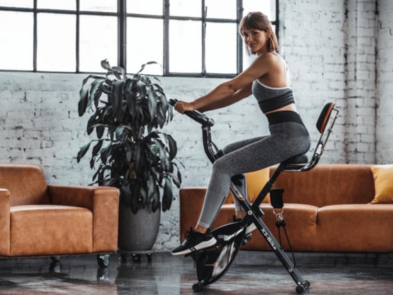 Kuntopyörä on kotisalin supertuote – katso vinkit valintaan