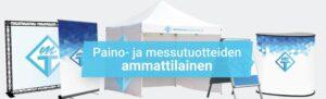 Paino- ja suojatuotteet Markkinointitarvike.fi:stä